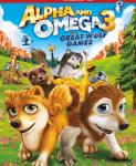 Alpha and Omega 3: The Great Wolf Games (Alfa i Omega 3: Velike vučje igre) 2014