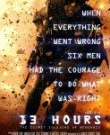 13 Hours: The Secret Soldiers Of Benghazi (13 sati) 2016