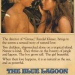 The Blue Lagoon (Plava laguna) 1980