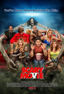 Scary Movie 5 Mrak Film 5 2013