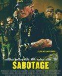 Sabotage (Diverzija) 2014