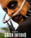 The Green Inferno (Zeleni pakao) 2015